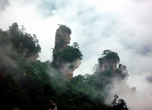 张家界生态4日游森林公园+大峡谷+玻璃桥+凤凰古城四日畅游